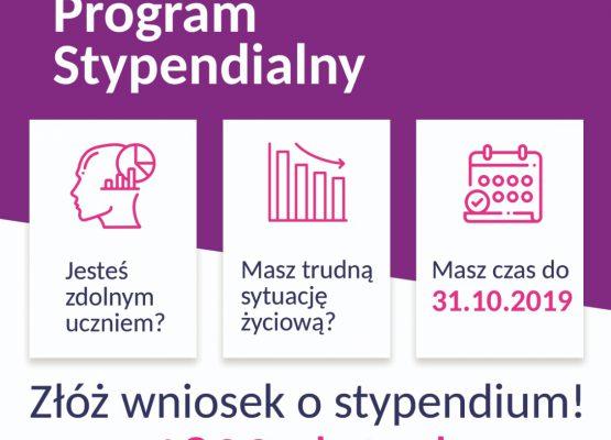 II Edycja Edukacyjnego Programu Stypendialnego